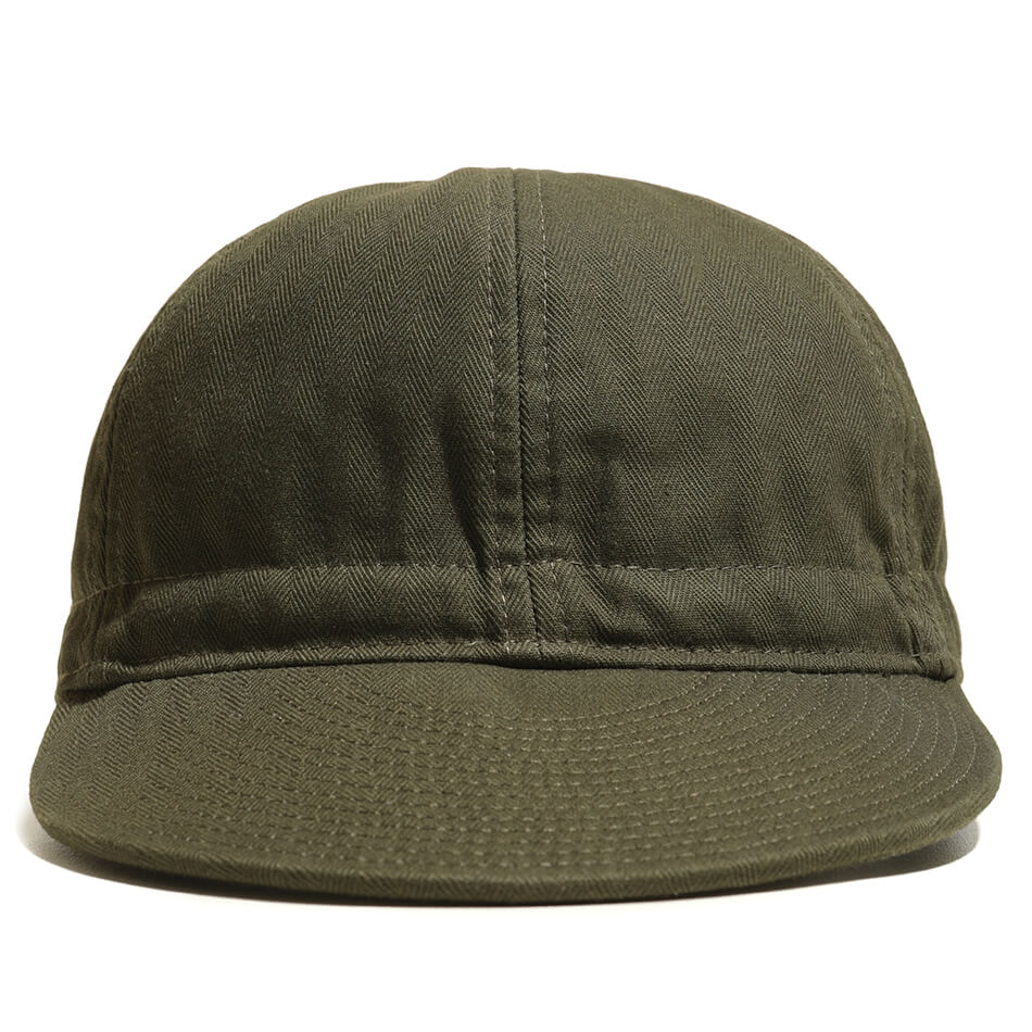 Кепка Element x Nigel Cabourn Bandy (Military Green)