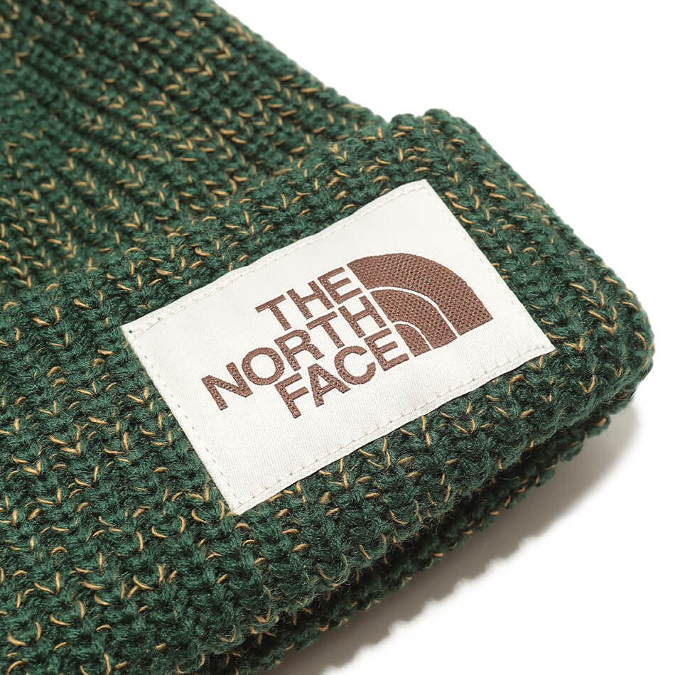 Шапка The North Face Salty Dog (Night Green)