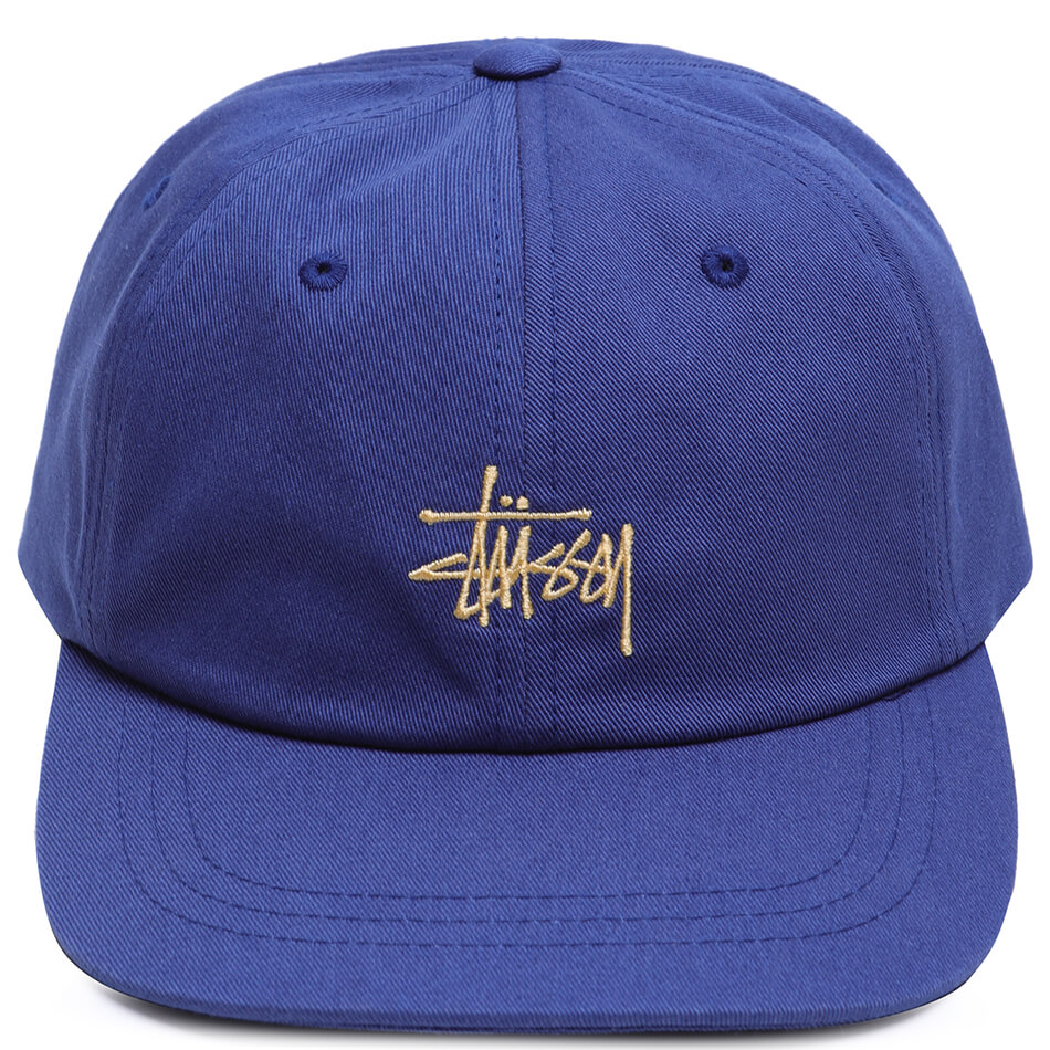 Кепка Stussy Stock Low Pro (Navy)