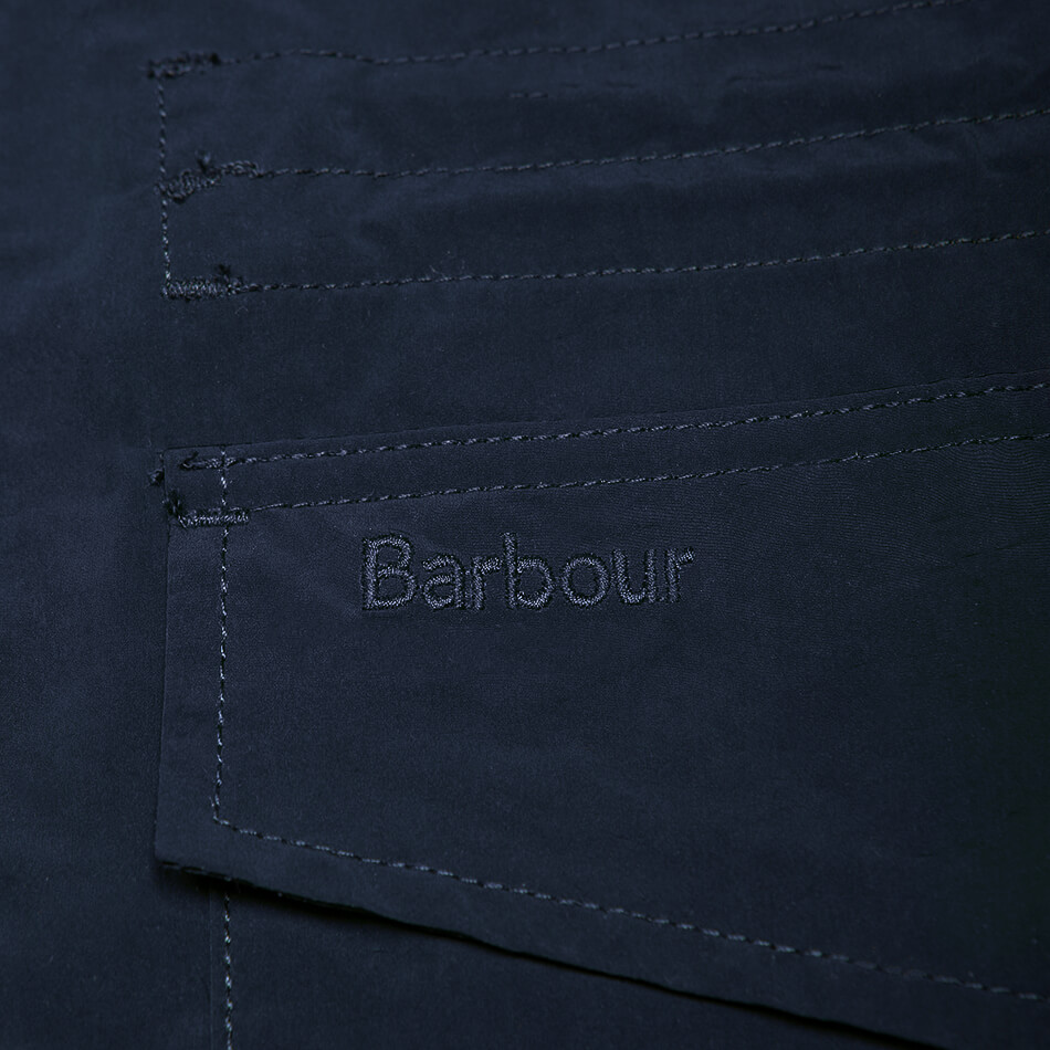 Мужская куртка Barbour Orel (Blue)