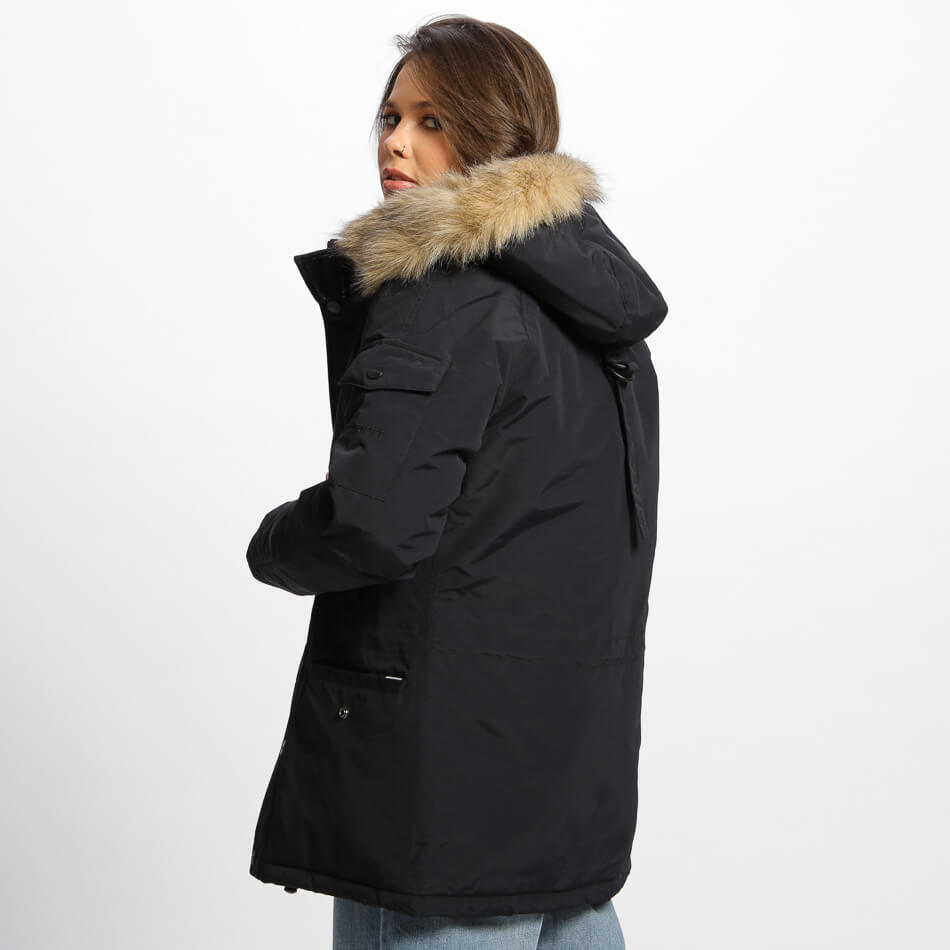Женская парка Carhartt WIP Anchorage (Dark Navy)