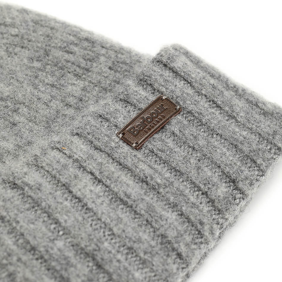 Barbour Danby Beanie (Grey)