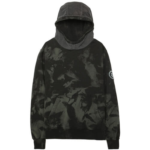 Мужская толстовка Submariner Camo Reflective Hood (Forest)