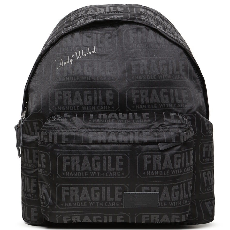 Eastpak x Andy Warhol Padded Pak'r Backpack (Reflective Fragile)