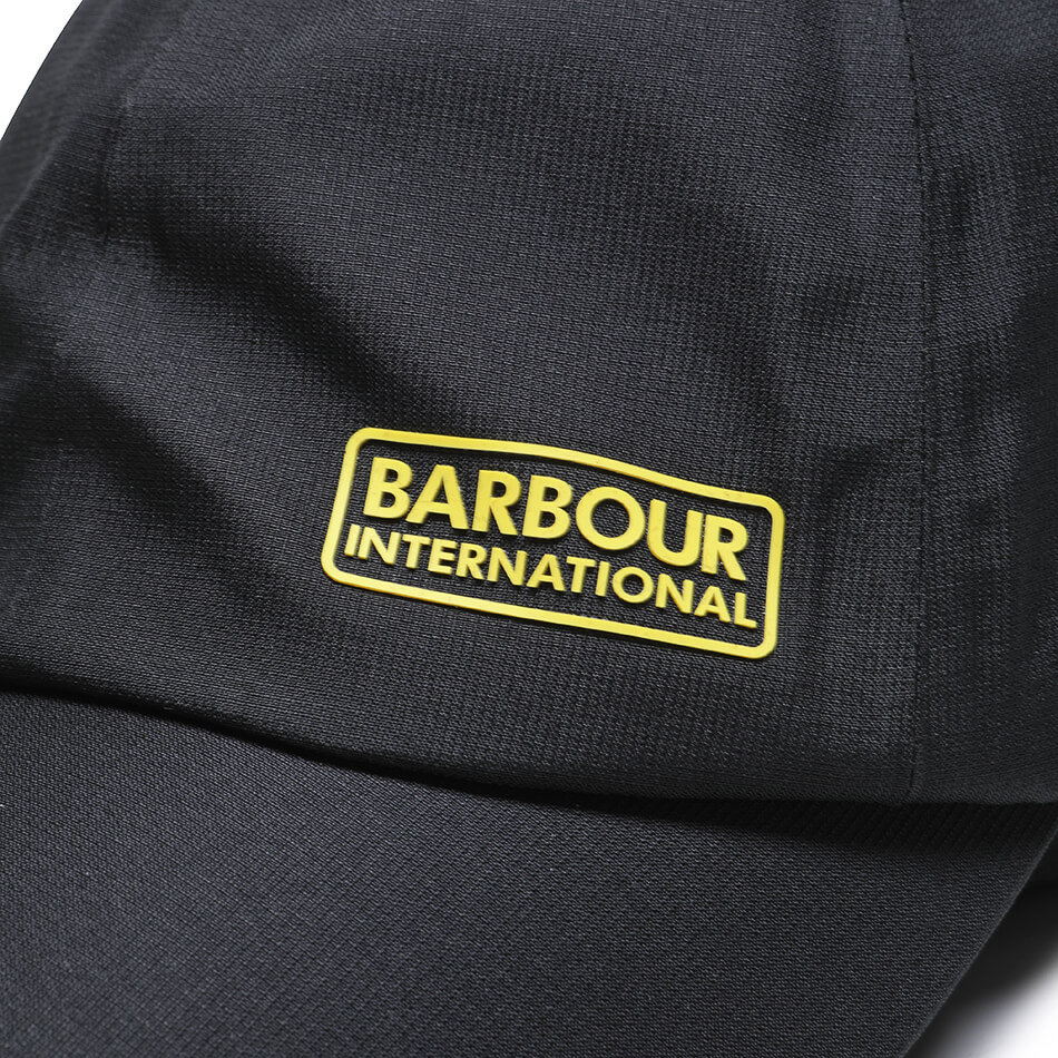 Кепка Barbour International Eavers Sports (Black)