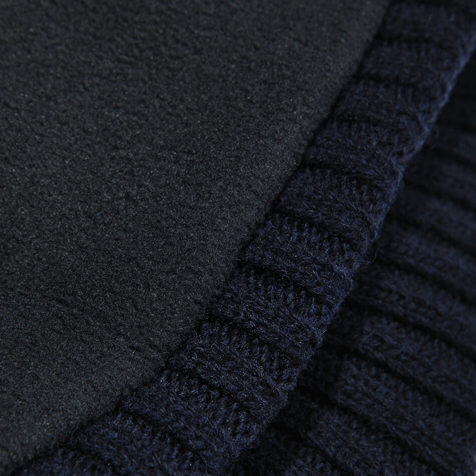 Шапка Barbour Carlton Beanie (Navy)