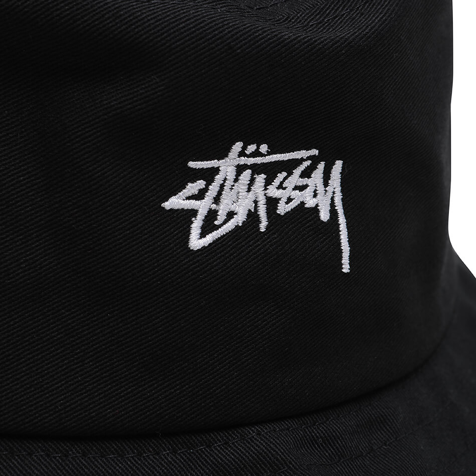 Панама Stussy Stock Bucket (Black)