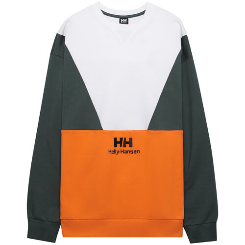 Мужская толстовка Helly Hansen Urban Retro (Orange Peel)