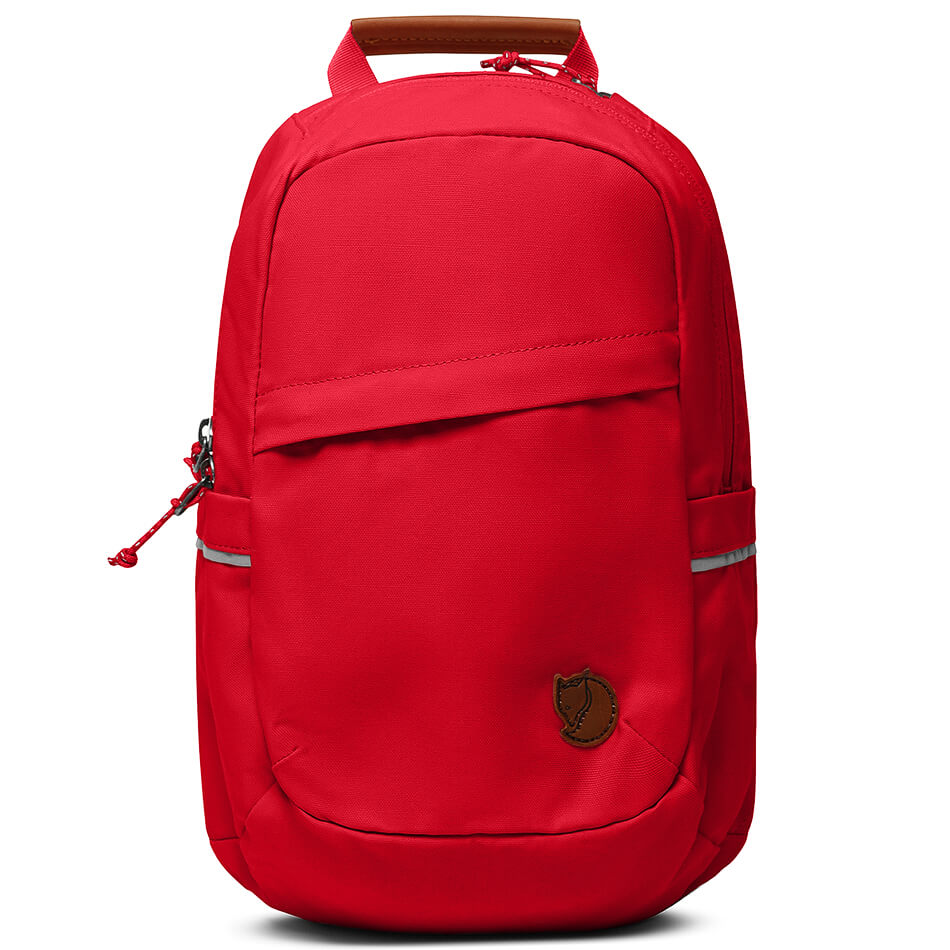Fjallraven Raven Mini Backpack (Redwood)