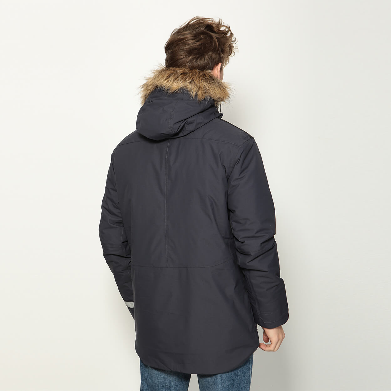 Мужская куртка Helly Hansen Svalbard (Graphite Blue)