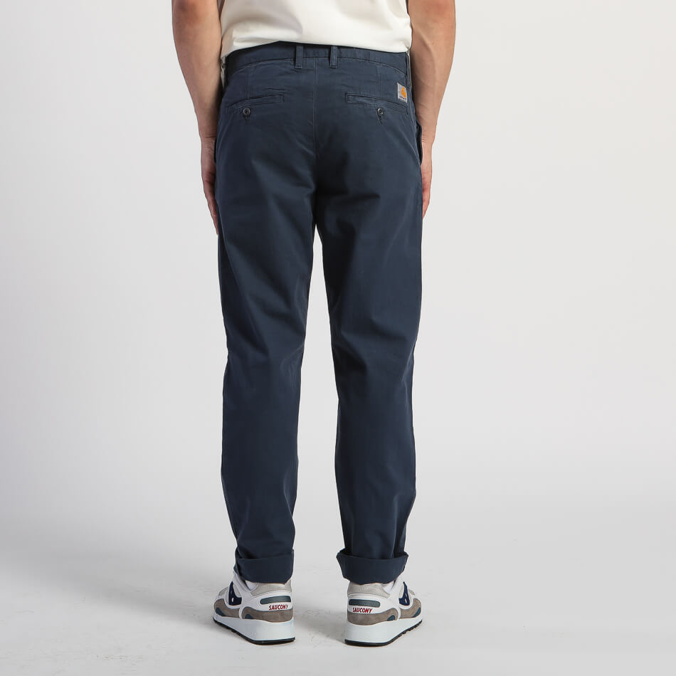 Мужские брюки Carhartt WIP Johnson (Blue)