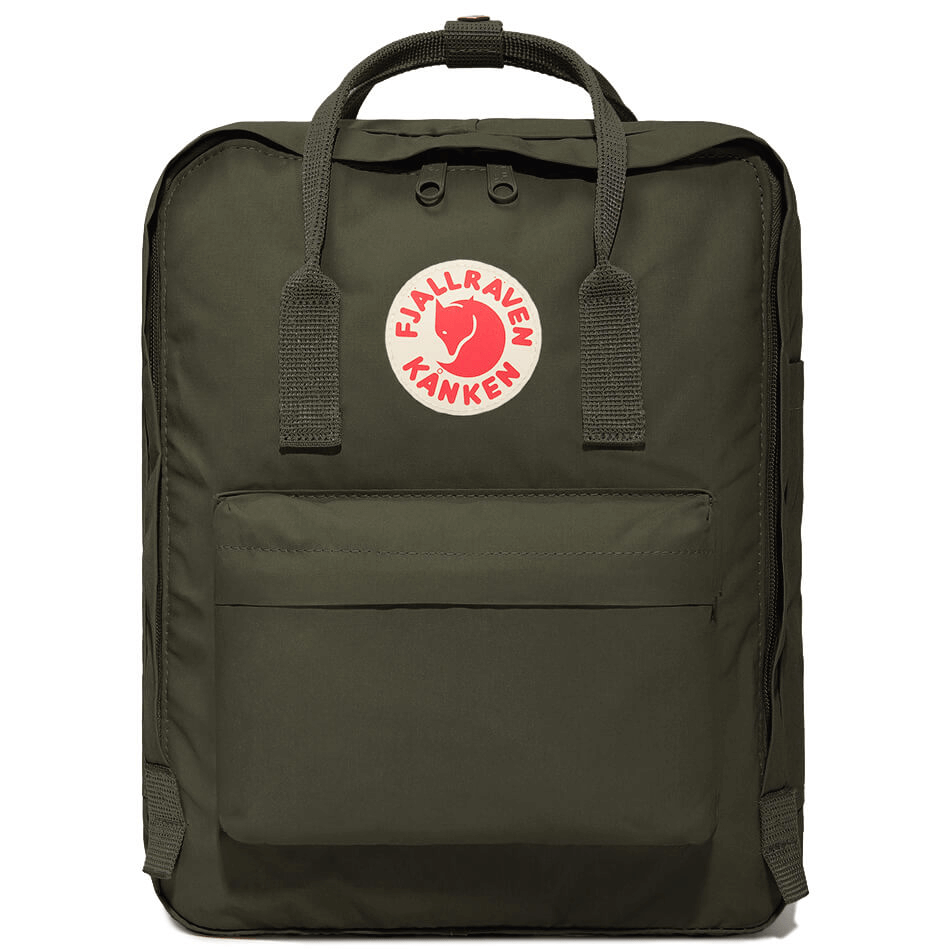 Рюкзак Fjallraven Kanken (Forest Green)