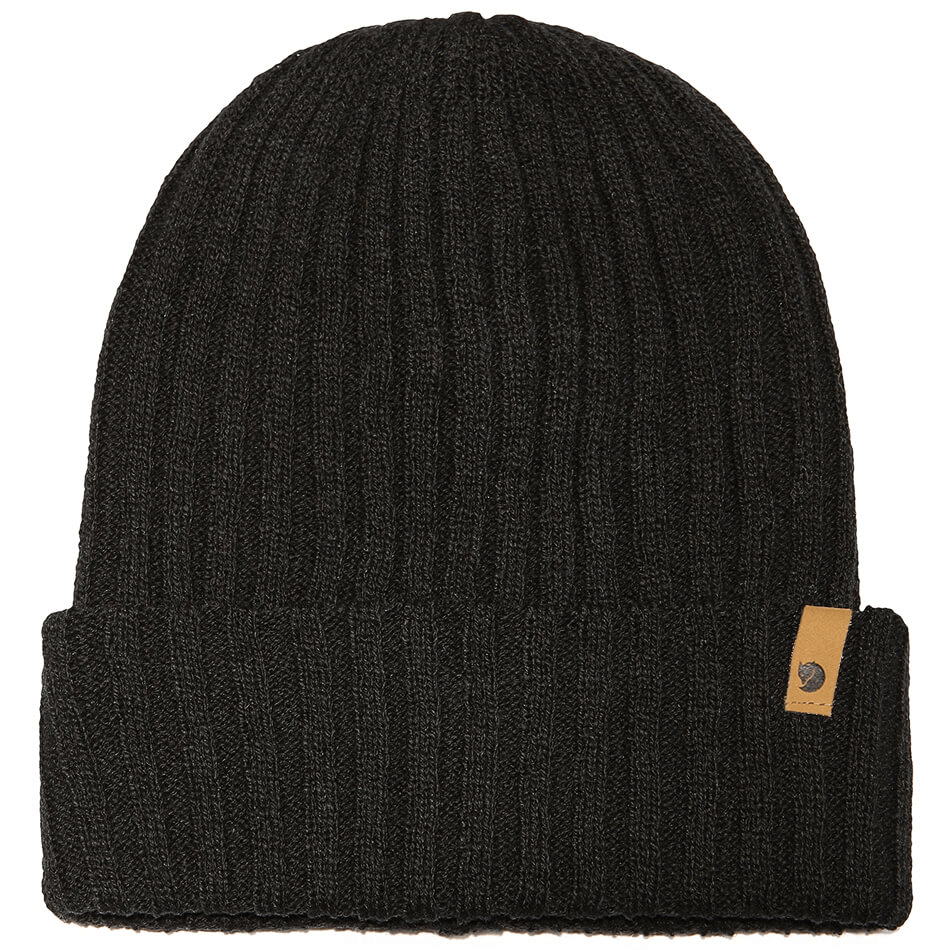 Fjallraven Byron Thin Hat (Black)