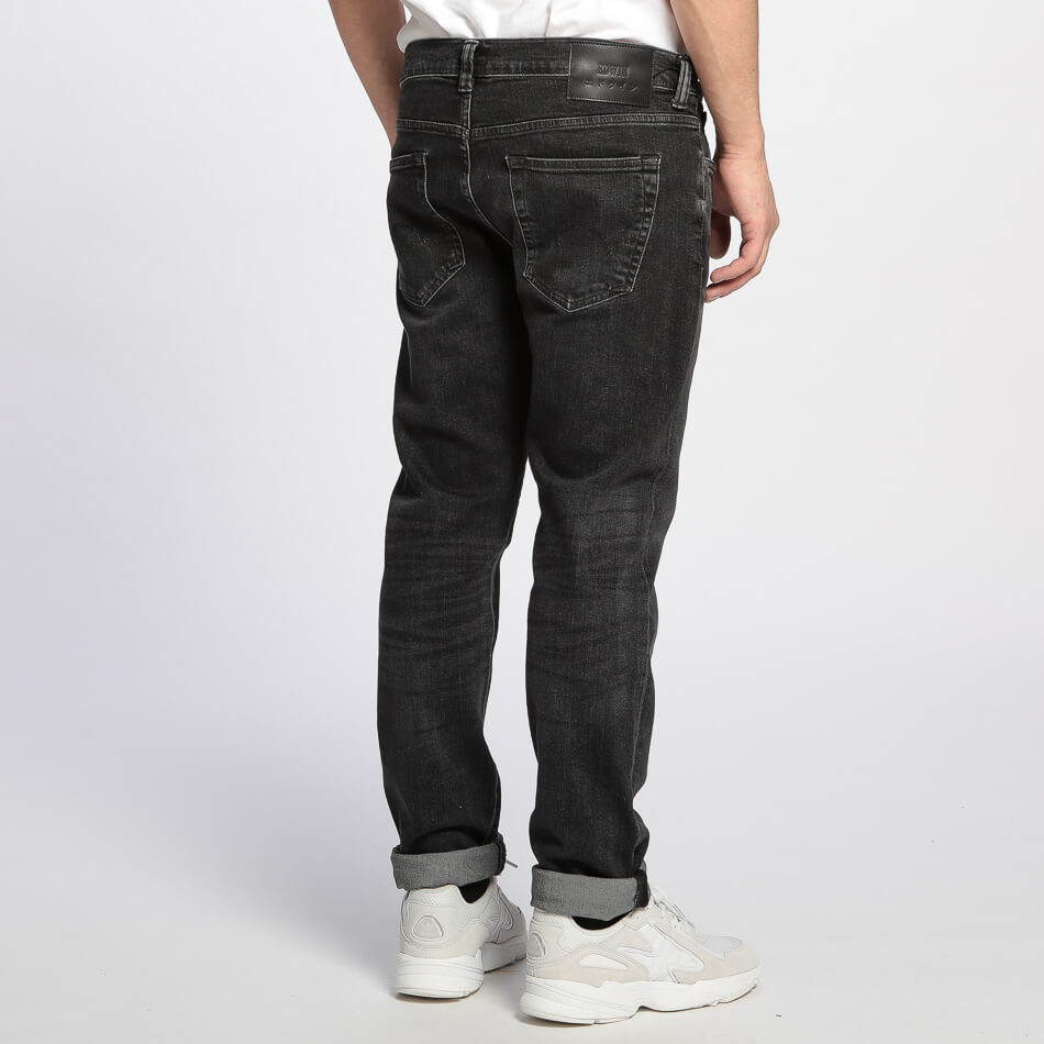 Мужские джинсы Edwin ED-80 Slim Tapered (Black Kioko Wash)