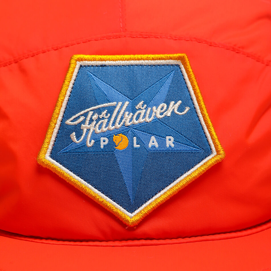 Кепка Fjallraven Polar Padded (Flame Orange)