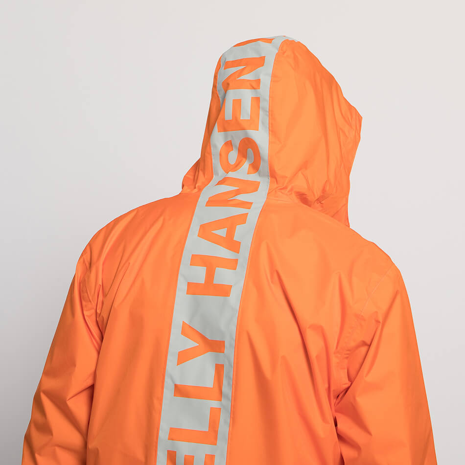 Мужская куртка Helly Hansen Active 2 (Orange)