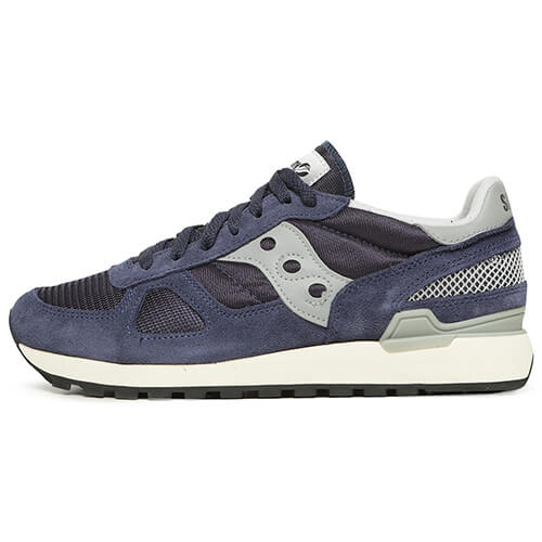 Мужские кроссовки Saucony Shadow Original Vintage (Navy)