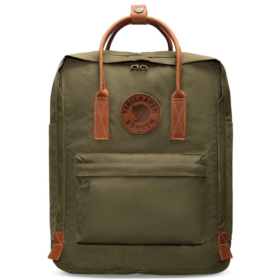 Рюкзак Fjallraven Kanken No.2 (Green)