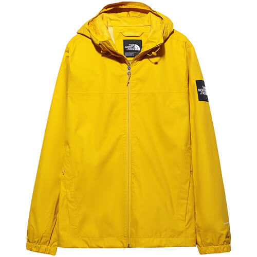 Мужская куртка The North Face Mountain Q (Leopard Yellow)