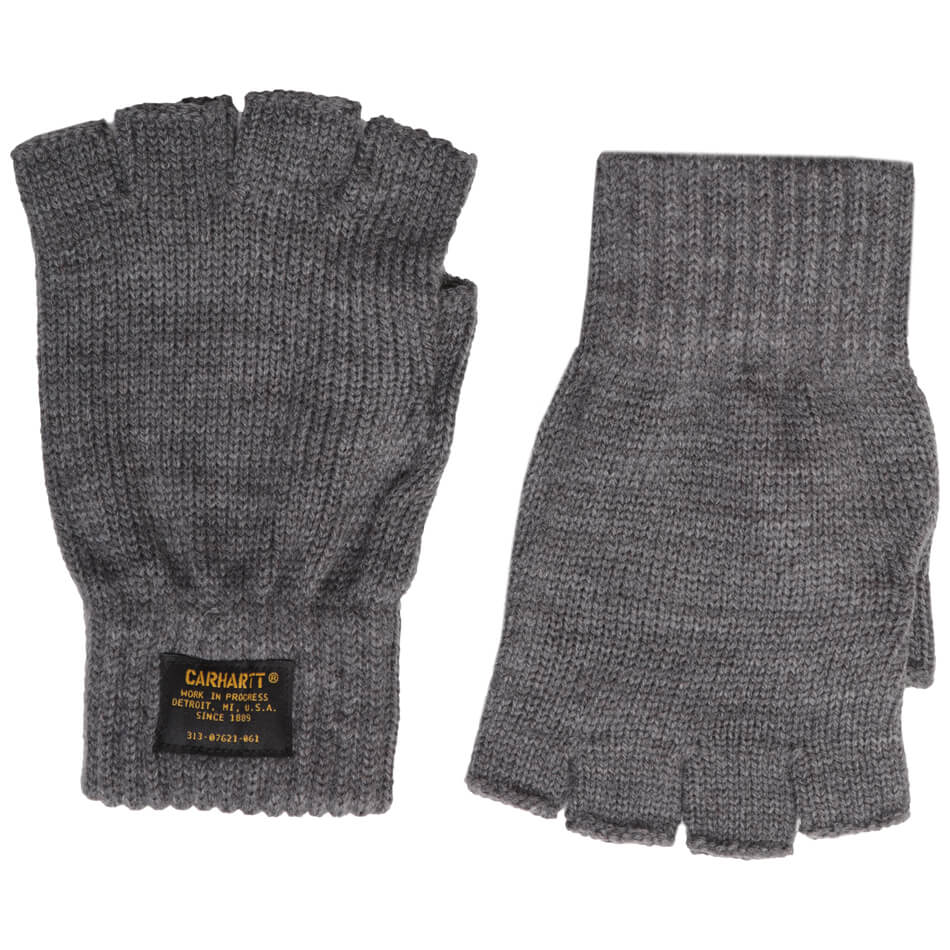 Перчатки Carhartt WIP Military Mitten (Dark Grey Heather)