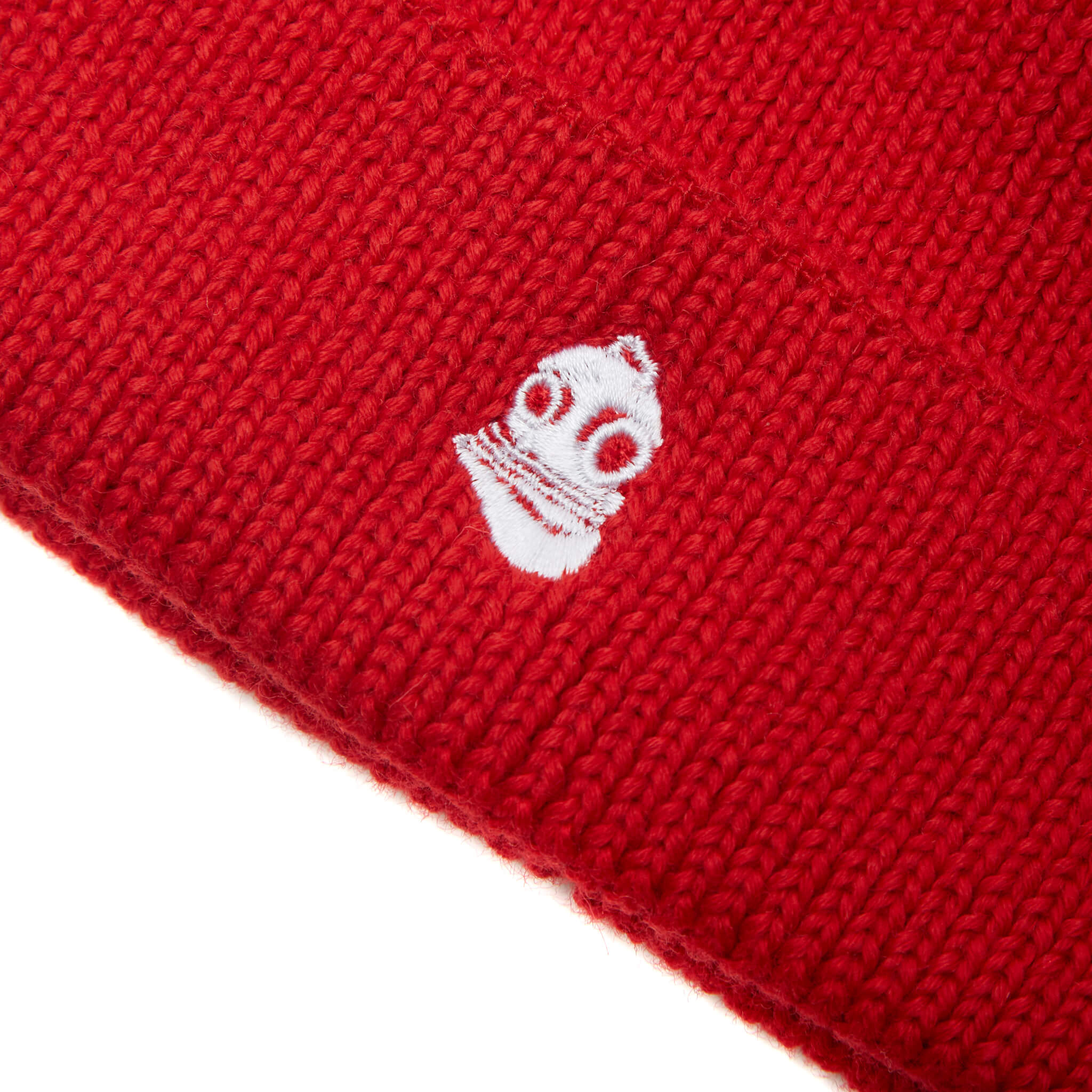 Шапка Submariner Embroidered Logo (Red)