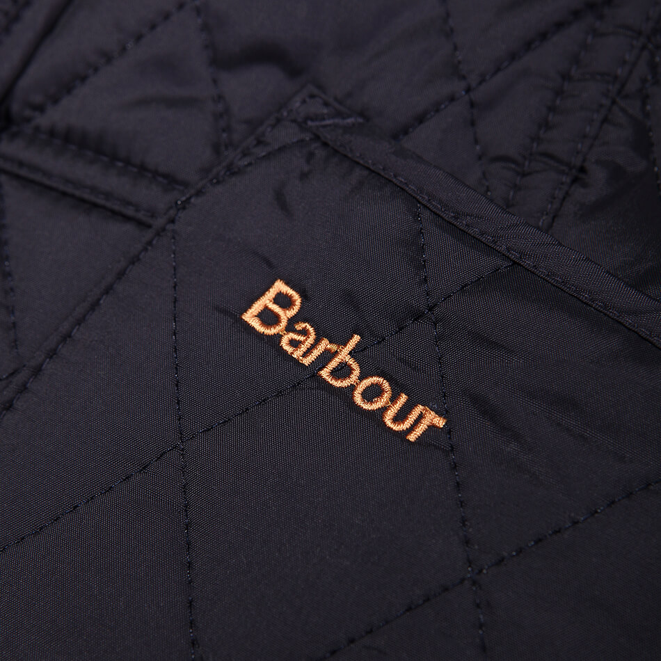 Женская куртка Barbour Summer Liddesdale Quilted (Navy)