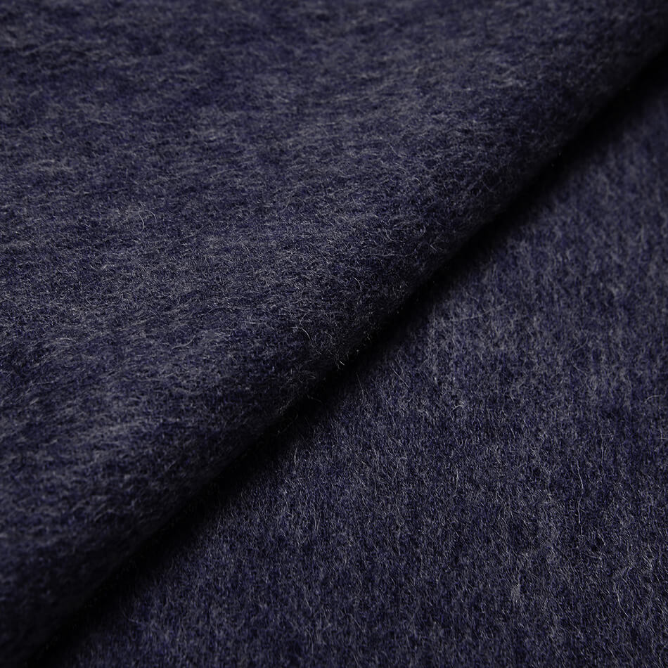 Шарф Barbour Plain Lambswool (Sapphire Blue Mix)