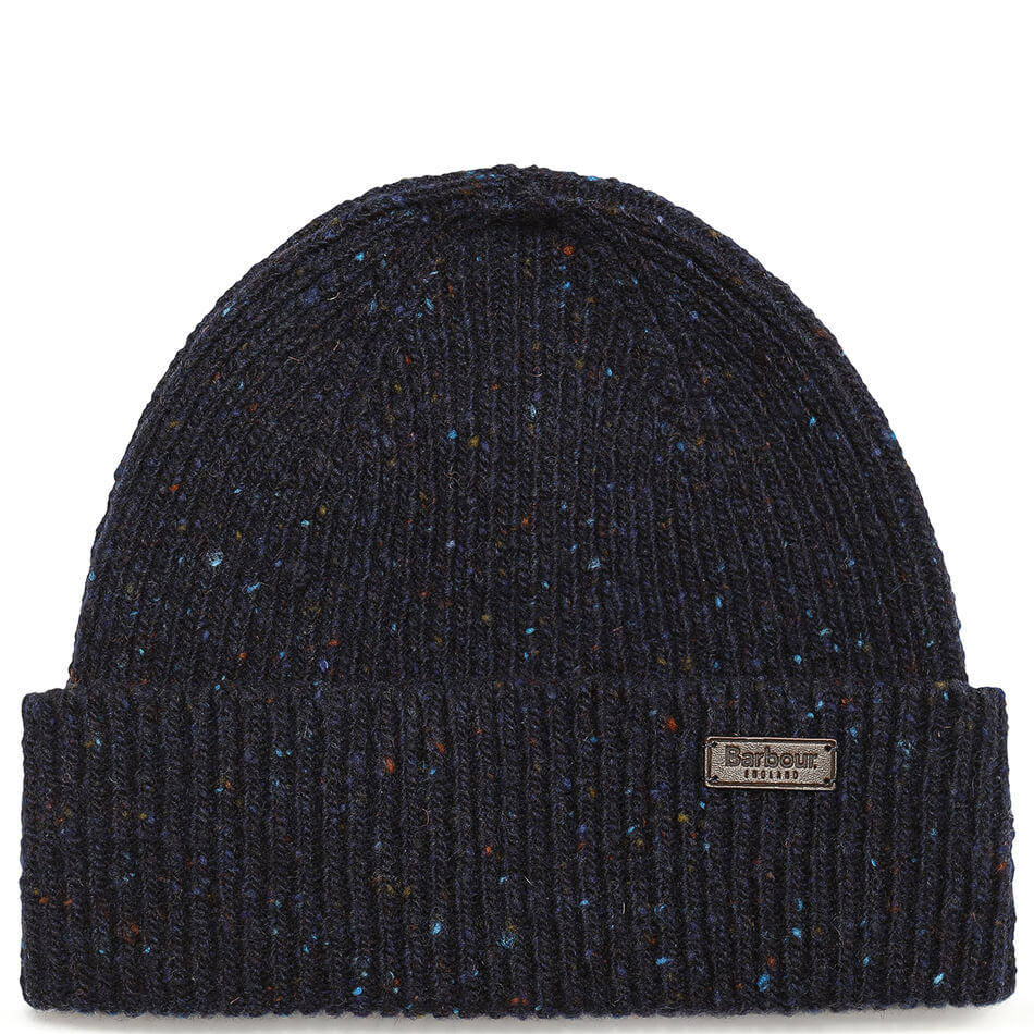 Barbour Lowerfell Donegal Beanie (Navy)