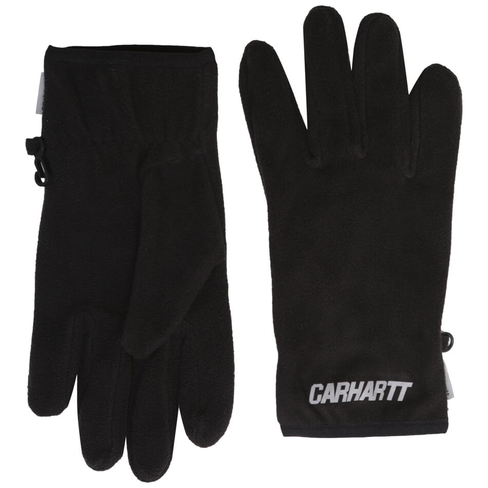 Перчатки Carhartt WIP Beaufort (Black - Reflective)