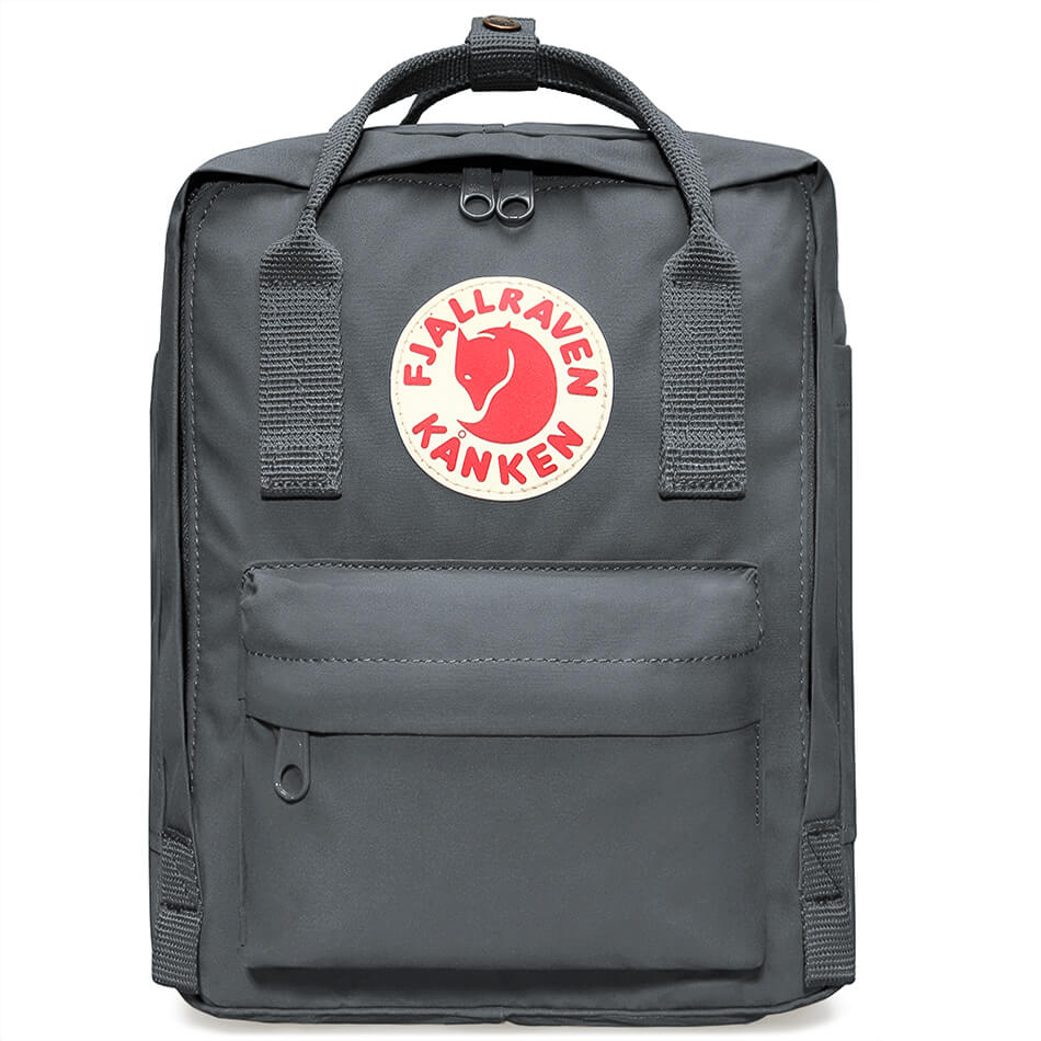 Рюкзак Fjallraven Kanken Mini (Graphite)
