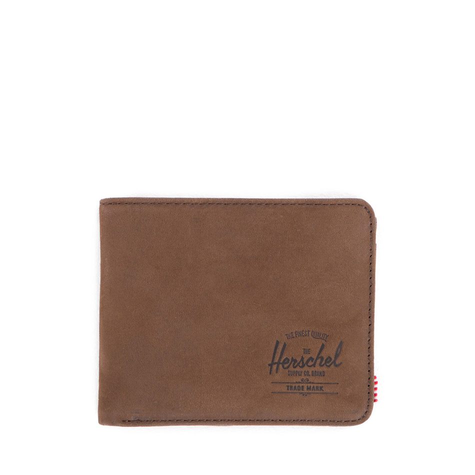 Кошелек Herschel Supply Co. Hank Leather RFID (Nubuck)