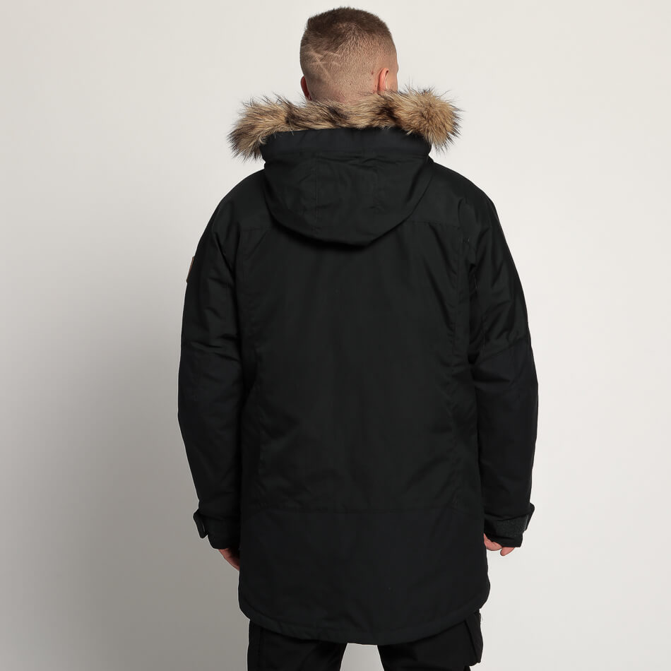 Fjallraven Barents Parka (Dark Navy)