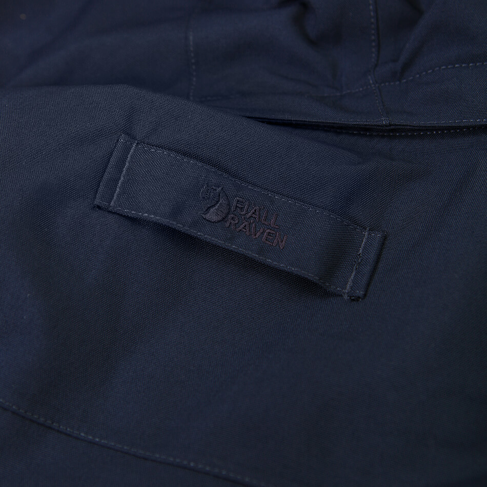 Мужская парка Fjallraven Yupik (Dark Navy)