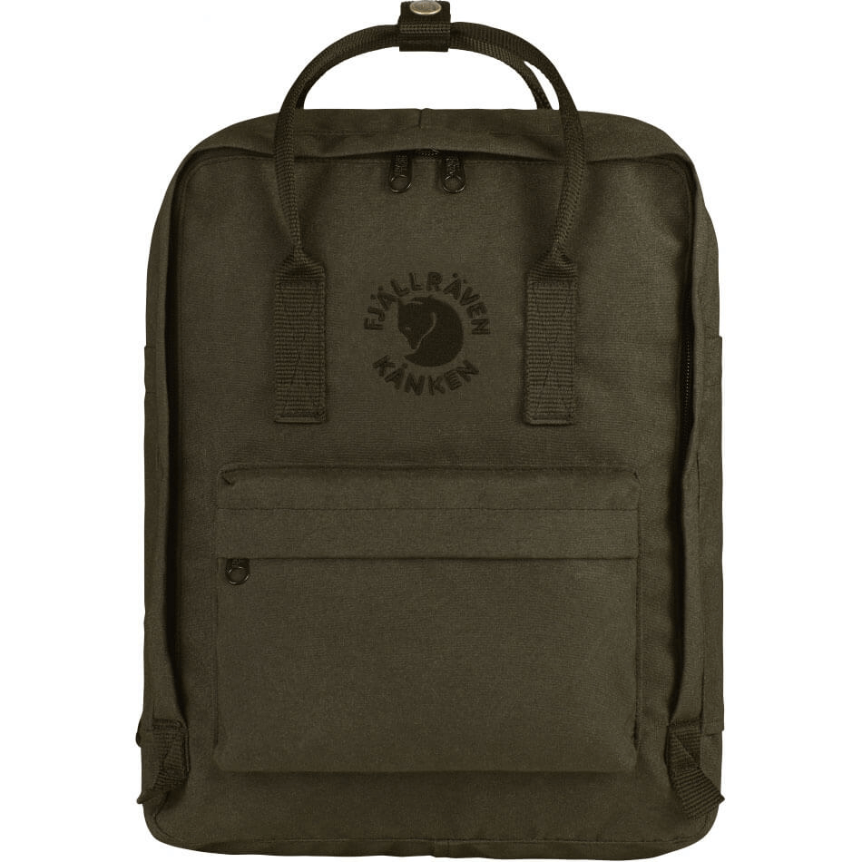 Рюкзак Fjallraven Re-Kanken (Dark Olive)
