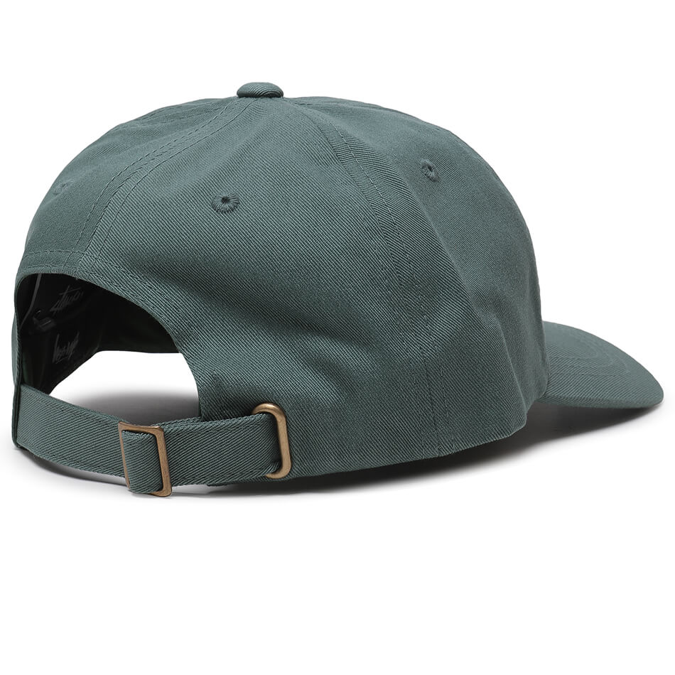 Кепка Stussy Stock Low Pro (Green)