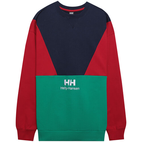 Мужская толстовка Helly Hansen Urban Retro (Pepper Green)