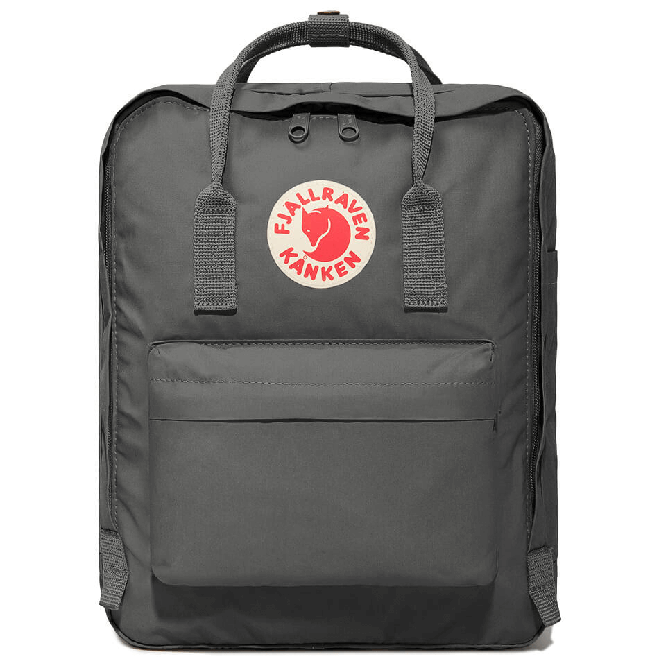 Рюкзак Fjallraven Kanken (Super Grey)