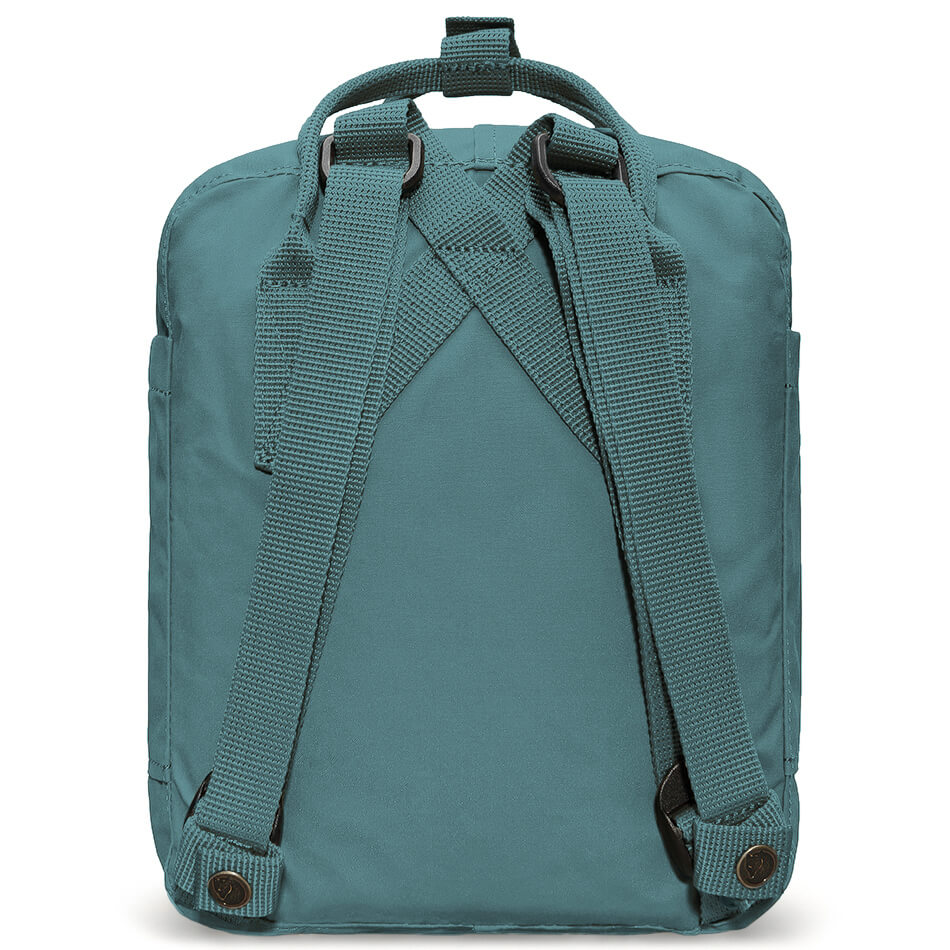 Fjallraven Kanken Mini Backpack (Frost Green)