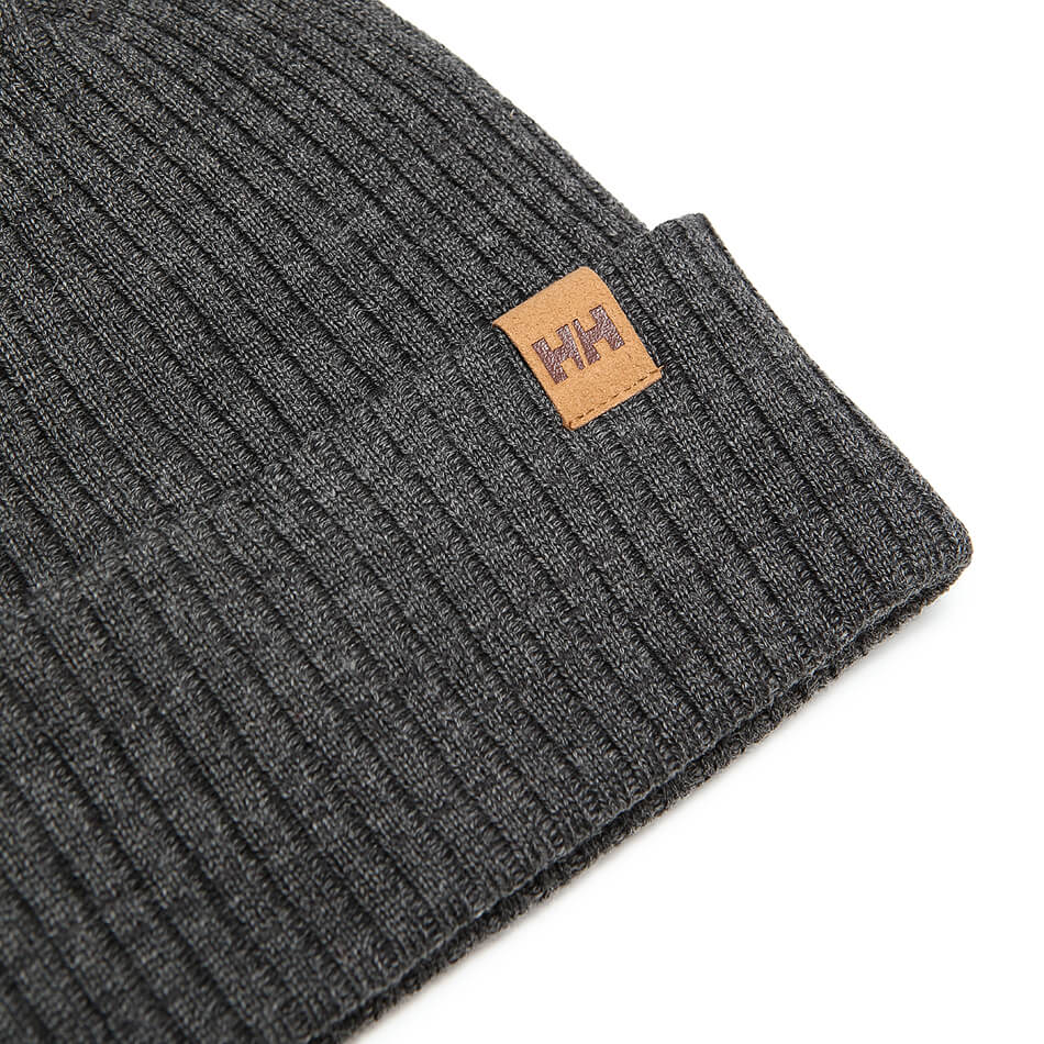 Шапка Helly Hansen Business Beanie (Charcoal)