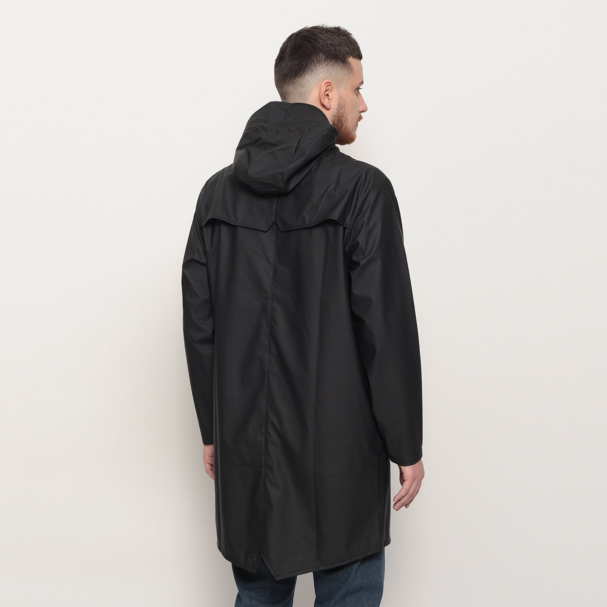 Плащ Rains Long (Black)
