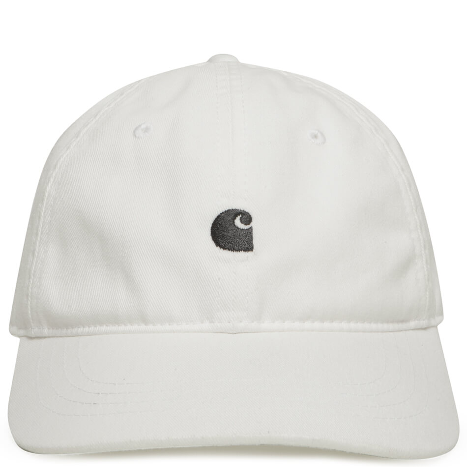 Кепка Carhartt WIP Madison Logo (White)