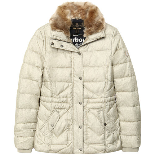Женская куртка Barbour Langstone Quilted (Mist)