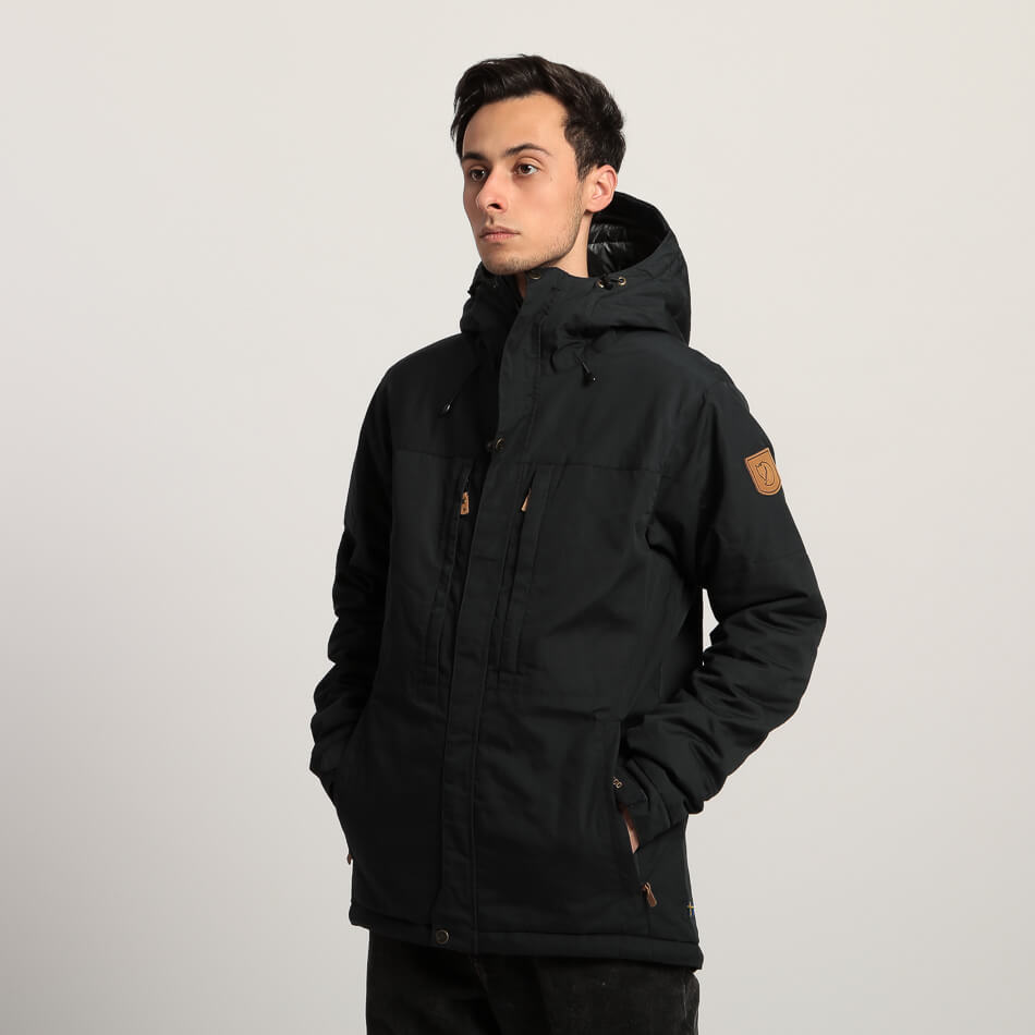 Мужская куртка Fjallraven Skogso Padded (Dark Navy)
