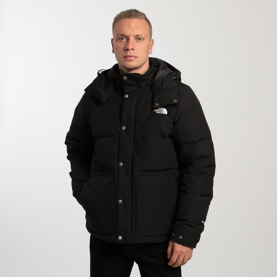 Мужская куртка The North Face Box Canyon (Black)