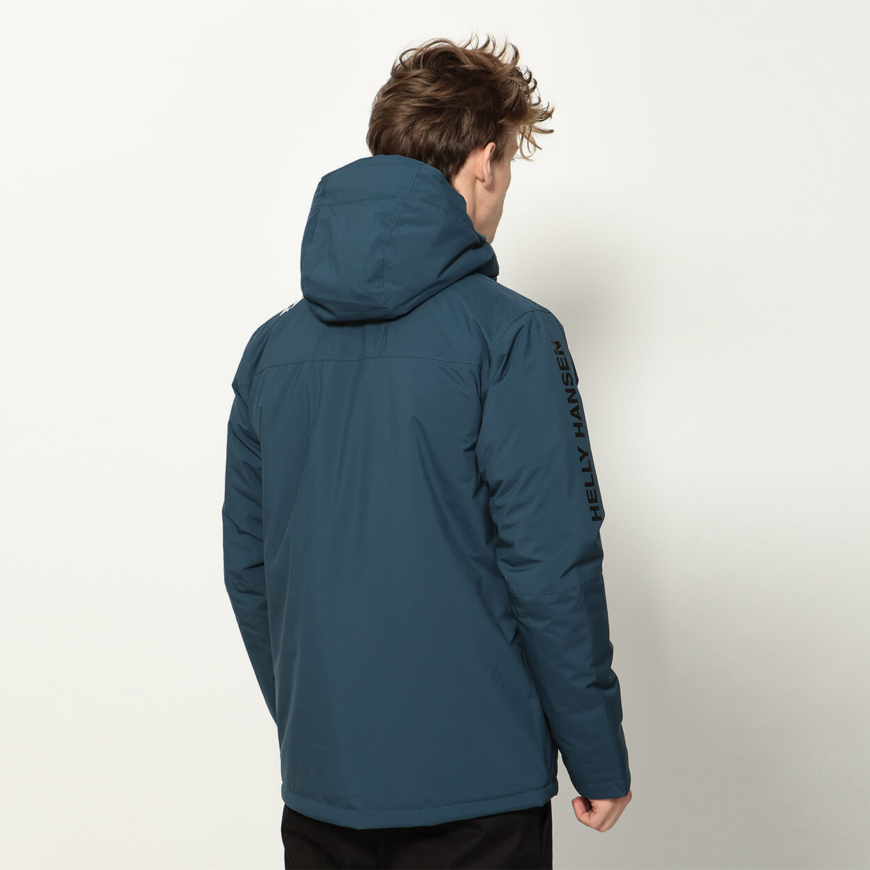 Мужская куртка Helly Hansen Shoreline (Dark Teal)