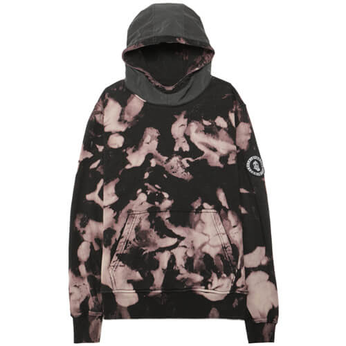 Мужская толстовка Submariner Camo Reflective Hood (Monochrome)