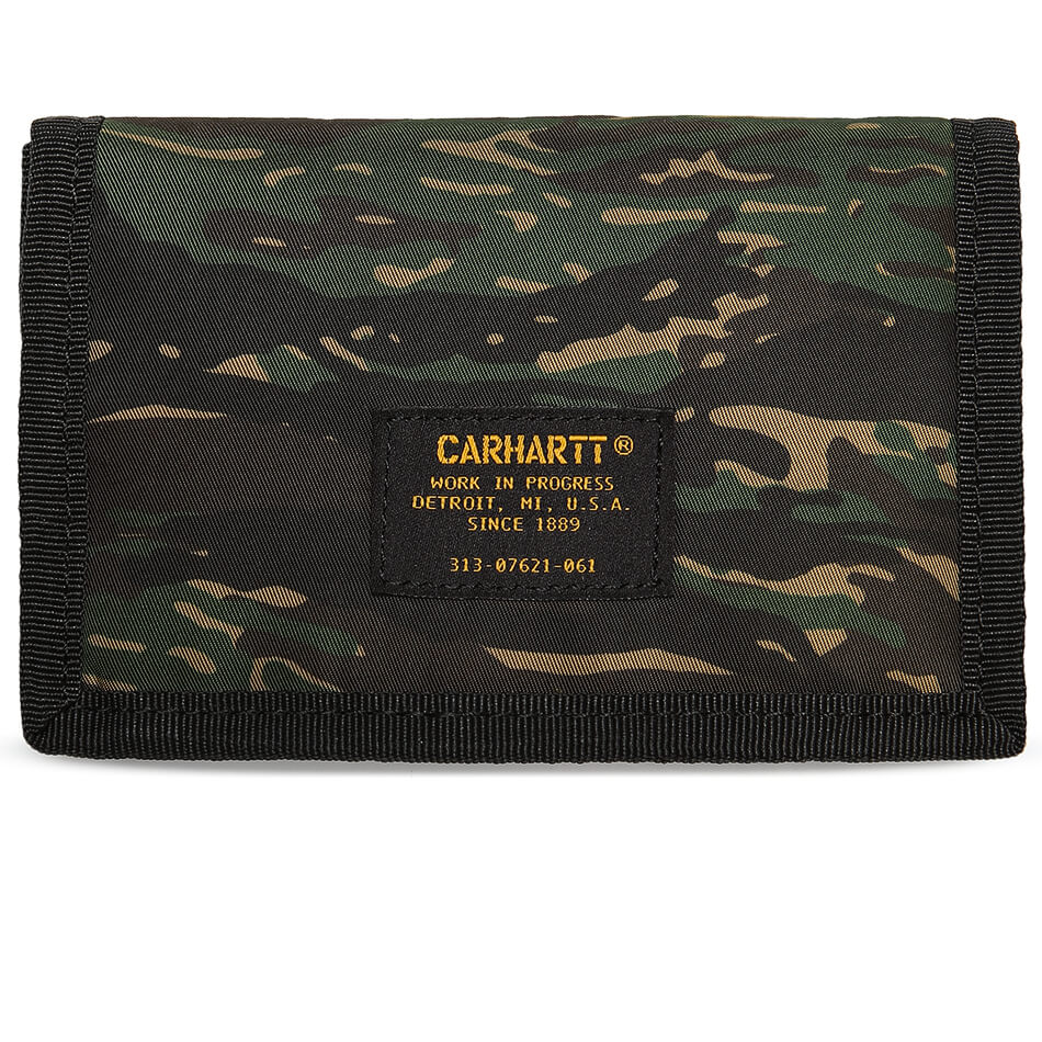 Кошелек Carhartt WIP Ashton (Camo Tiger Jungle)