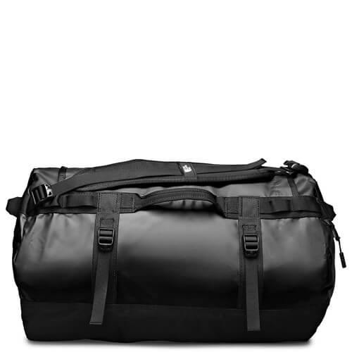 Сумка The North Face Base Camp Duffel 72 (Black-Silver)