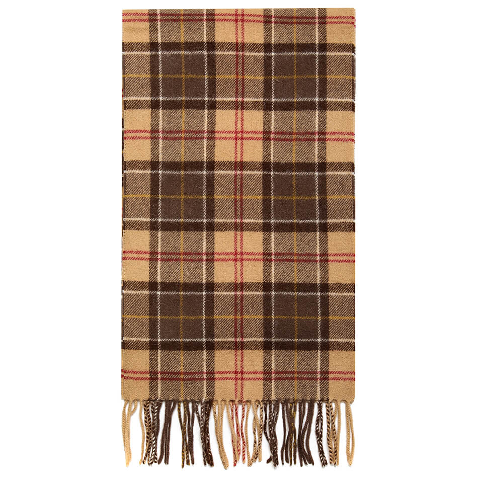 Шарф Barbour Tartan Lambswool (Muted)