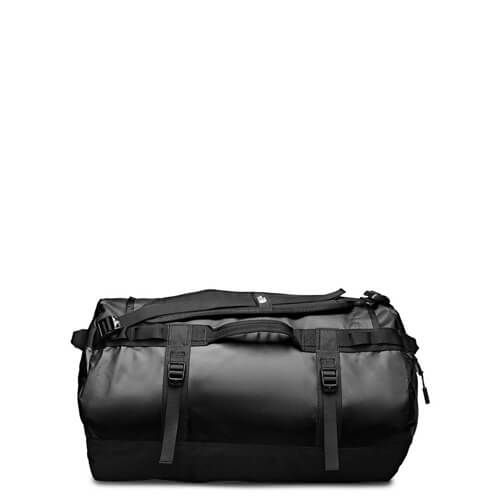Сумка The North Face Base Camp Duffel 30 (Black-Silver)